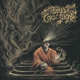 "UMBRA CONSCIENTIA: Neues Black Metal Album ""Yellowing Of The Lunar Consciousness"""