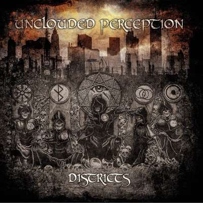 "UNCLOUDED PERCEPTION: Neues Album ""Districts"""
