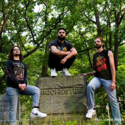 "UNDEATH: weiteres Video vom neuen Death Metal Album ""Lesions Of A Different Kind"" aus New York"