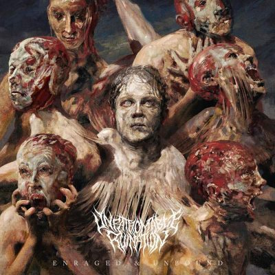 "UNFATHOMABLE RUINATION: Lyric-Video vom neuen Album ""Enraged & Unbound"""