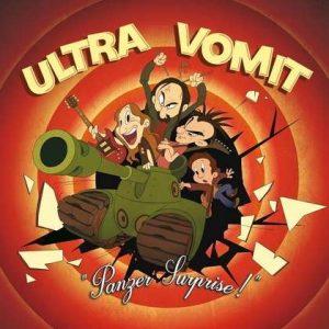 """ULTRA VOMIT: streamen """"Panzer Surprise!""""-Album"""