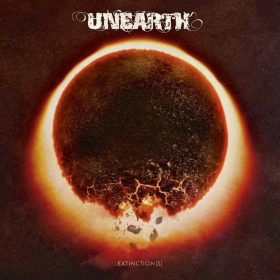"UNEARTH: neues Video ""Sidewinder"" vom Album ""Extinction(s)"" & Tour"