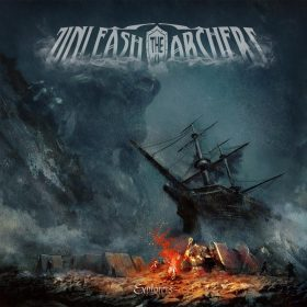 "UNLEASH THE ARCHERS: erster Song der EP ""Explorers"""