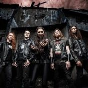 "UNLEASH THE ARCHERS: Video-Clip zu ""Test Your Metal"""
