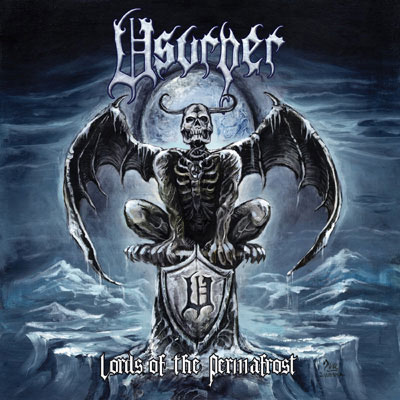"USURPER: zweiter Song vom Comeback-Album ""Lords of the Permafrost"""