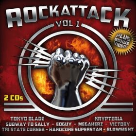 V.A.: Rock Attack Vol. 1 [2CD]