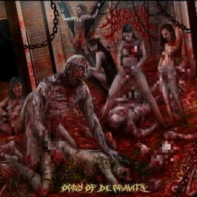 "VAGINAL ADDICTION: Neues Album ""Orgy of Depravity"""