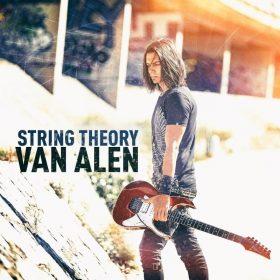"""VAN ALEN: Erster Solo-Release """"String Theory"""" vom ECLIPTICA-Gitarristen"""