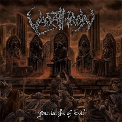 "VARATHRON: Video-Clip zu ""Patriarchs of Evil"" Album"
