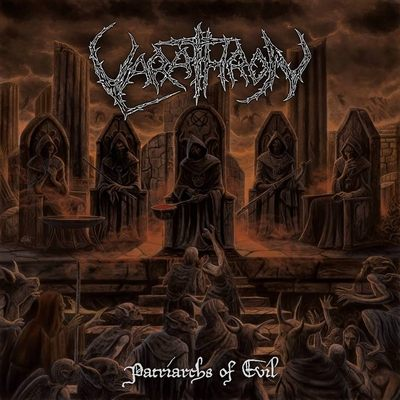"VARATHRON: Video-Clip zu ""Patriarchs of Evil"" Album"
