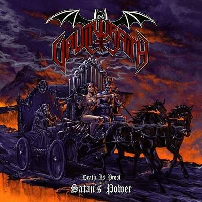 "VAULTWRAITH: Track vom ""Death Is Proof of Satan´s Power""-Album"