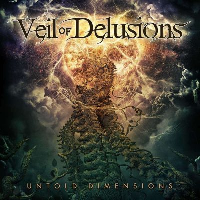 "VEIL OF DELUSIONS: Lyric-Video vom neuen Modern Melodic Death Metal Album ""Untold Dimensions"""