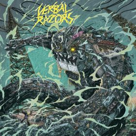 """VERBAL RAZORS: neues Crossover Album """"By Thunder and Lightning"""" aus Frankreich"""