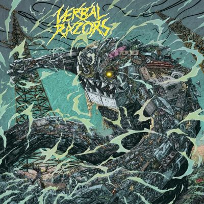 "VERBAL RAZORS: neues Crossover Album ""By Thunder and Lightning"" aus Frankreich"