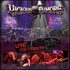 VICIOUS RUMORS: ´Live You To Death´ im November