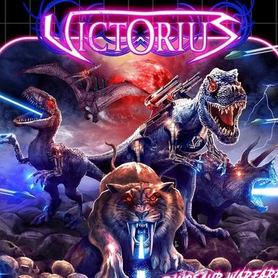 "VICTORIUS: Video zu ""Dinosaur Warfare – Legend of the Power Saurus""-EP"