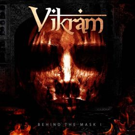 "VIKRAM: weiteres Video vom Album ""Behind The Mask I"" um Ex-Weltrekordler"