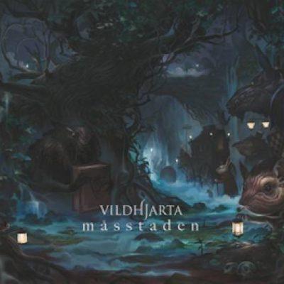VILDHJARTA: Cover & Tracklist von ´Masstaden´