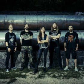 "VIROCRACY: Lyric-Video vom Progressive Death Metal Album ""Irradiation"""
