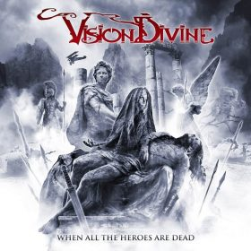 "VISION DIVINE: Lyric-Video vom neuen Album ""When All The Heroes Are Dead"""