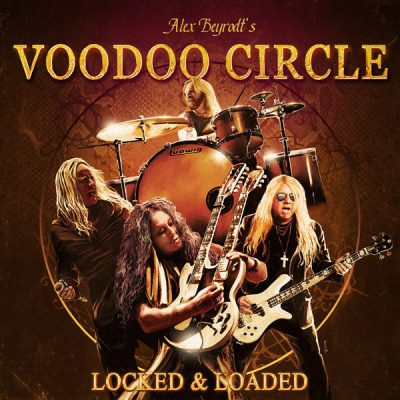 "VOODOO CIRCLE: Lyric-Video vom neuen Album ""Locked & Loaded"" im Original Line-Up"