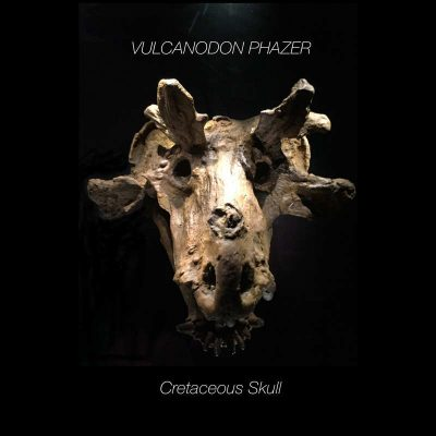 "VULCANODON PHAZER: Stream vom Stoner Rock Album ""Cretaceous Skull"""