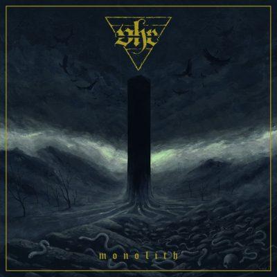 """VERHEERER: neues Black Metal-Album """"Monolith"""""""