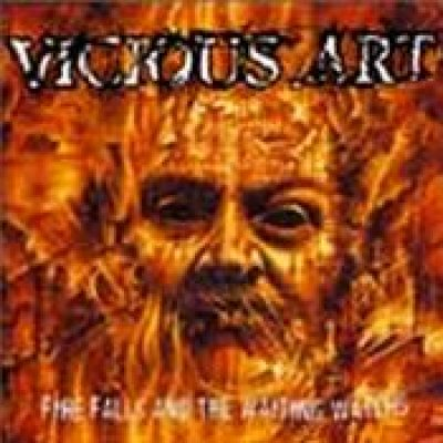 VICIOUS ART: Fire Falls and the Waiting Waters