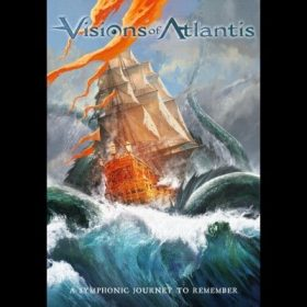 """VISIONS OF ATLANTIS: neue Live-Platte / BluRay """"A Symphonic Journey To Remember"""""""