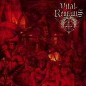 VITAL REMAINS: Dechristianize