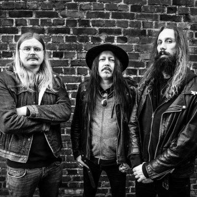 "VOKONIS: dritter Track vom Stoner Rock Album ""Grasping Time"""