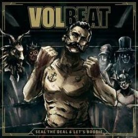 "VOLBEAT: Lyric-Video zu ""Seal The Deal"""