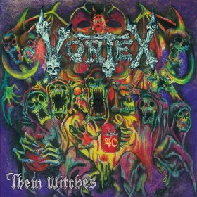 "VORTEX: Lyric-Video vom neuen Album ""Them Witches"""