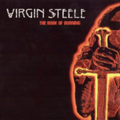 VIRGIN STEELE: The Book Of Burning