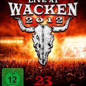 WACKEN OPEN AIR: Live At Wacken 2012 – 23Years – Fast3r:Hard3r:Loud3r [3DVD]