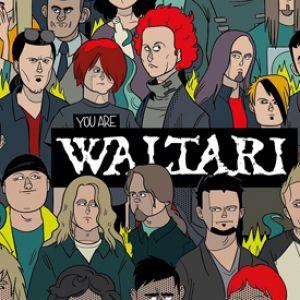 "WALTARI: neues Album ""You Are Waltari"" & Tour im Januar"