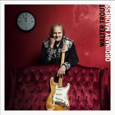 WALTER TROUT: Ordinary Madness