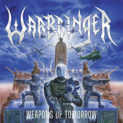 "WARBRINGER: weiterer Track vom neuen Thrash Metal Album ""Weapons of Tomorrow"""