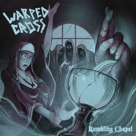 "WARPED CROSS: Labeldeal für neues Psychedelic Doom / Sludge Album ""Rumbling Chapel"""