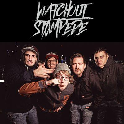 WATCH OUT STAMPEDE: Neustart mit neuem Plattenvertrag