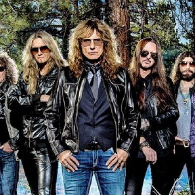 "WHITESNAKE: ""The Purple Tour (Live)"" im Januar"