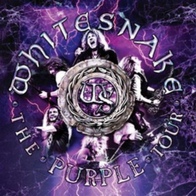 WHITESNAKE: The Purple Tour [CD/Bluray]