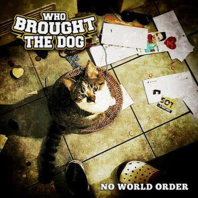 """WHO BROUGHT THE DOG: Neues Album von Fabian Schwarz """"No World Order"""""""