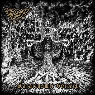 "WIDOWER: kündigen Blackened Thrash Album ""Cataclysmic Sorcery"" an"