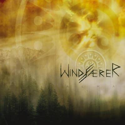 """WINDFAERER: streamen """"Alma"""" Album"""