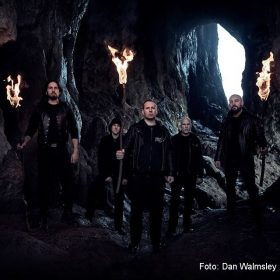 "WINTERFYLLETH: neues Album ""The Reckoning Dawn"" und Tour im Herbst"