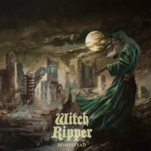 "WITCH RIPPER: Stream vom ""Homestead"" Album"