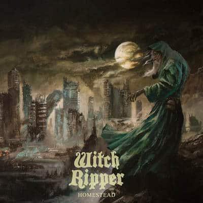 """WITCH RIPPER: Stream vom """"Homestead"""" Album"""
