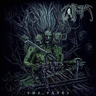 "WITCHES: neues Thrash Metal Album ""The Fates"" aus Frankreich"