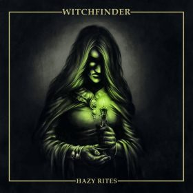 "WITCHFINDER: Lyric-Video vom ""Hazy Rites"" Album"